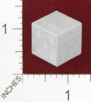 Dice : MINT25 SHAPEWAYS MCTRIVIA PRISM DIE 01