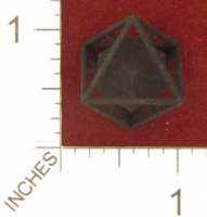 Dice : MINT25 SHAPEWAYS MAGIC AVERAGE D8 01