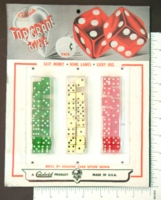Dice : MINT8 CRISLOID DISPLAY 01
