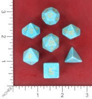 Dice : MINT53 BRYBELLY TURQUOISE