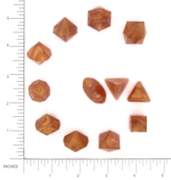 Dice : BRAND GAMESCIENCE COPPER 01