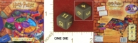 Dice : MINT25 MATTEL HARRY POTTER AND THE SORCERERS STONE TRIVIA GAME 01