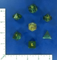 Dice : MINT57 NORSE FOUNDRY BLOODSTONE