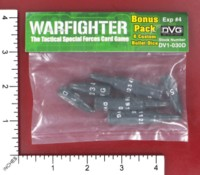 Dice : MINT53 DAN VERSSEN GAMES WARFIGHTER
