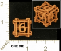 Dice : MINT26 SHAPEWAYS WILLLAPUERTA INTERLOCKED DIE SMALL 01