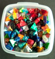 Dice : CONTAINERS D4
