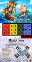 Dice : MINT35 GRYPHON GAMES PIRATE DICE COMMAND AND SHIP DICE