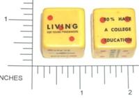 Dice : LG PLASTIC2 07 LIVING MAGAZINE