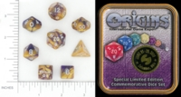 Dice : MINT16 CRYSTAL CASTE ORIGINS 2008