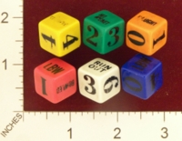 Dice : MINT23 UNKNOWN CRICKET 01