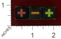 Dice : MINT43 TINDERBOX ENTERTAINMENT DICE EMPIRE SERIES 1 F8 8 BIT FUDGE
