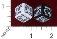 Dice : MINT38 ODD LOBSTER ELOQUENT DICE