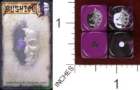 Dice : MINT34 GCT STUDIOS BUSHIDO CULT OF YUREI 01