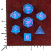 Dice : MINT50 CHESSEX MIAMI VICE
