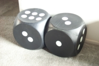 Dice : CONTAINERS LARGE LOOSE DICE 2