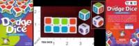 Dice : MINT39 GAMEWRIGHT DODGE DICE