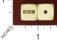 Dice : MINT32 HOMEMADE BRITISH BROADCASTING CORPORATION BBC 06