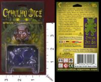 Dice : MINT31 STEVE JACKSON GAMES CTHULHU DICE 03