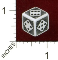 Dice : MINT43 TINDERBOX ENTERTAINMENT DICE EMPIRE SERIES 1 FOURTY FIVE