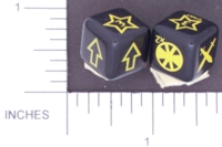Dice : NON NUMBERED YUGIOH 03