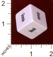 Dice : MINT30 STARBUCKS 02 MISPRINT