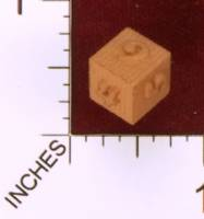 Dice : MINT29 SHAPEWAYS MANDALORIAN BAR DICE 01