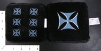 Dice : FOAM3 TOY NETWORK MALTESE CROSS