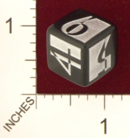 Dice : MINT19 GAMESTATION CUSTOM DECO 01