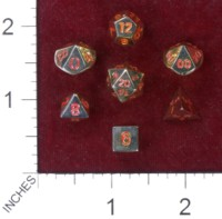 Dice : MINT41 CRYSTAL CASTE BRASS