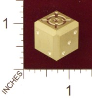 Dice : MINT21 ACE PRECISION BRASS CROSS HAIRS