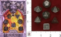 Dice : MINT33 Q WORKSHOP DWARVEN METAL 01