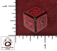 Dice : MINT49 PAIZO Q WORKSHOP PATHFINDER IRON GODS PROTOYPE