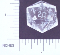 Dice : STONE D20 CHESSEX 02