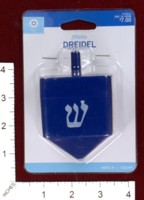 Dice : MINT43 TARGET FILLABLE DREIDEL