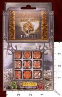 Dice : MINT32 IRONDIE BATTLE EDITION 03 ORANGE