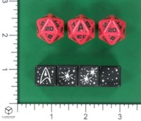 Dice : MINT57 MODIPHIUS Q WORKSHOP STAR TREK ADVENTURES COMMAND