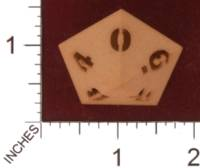 Dice : MINT30 SHAPEWAYS FRIZ ISODIE 13 01
