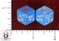 Dice : MINT48 DEXTERS DICE Q WORKSHOP AWESOME DICE PROJECT MAGIC