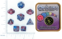 Dice : MINT13 CRYSTAL CASTE ORIGINS 2007