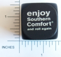Dice : NON NUMBERED SOUTHERN COMFORT
