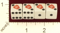 Dice : MINT20 PENNSYLVANIA RAILROAD