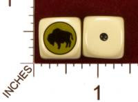 Dice : MINT29 YAK YAKS US ARMY 92ND INFANTRY DIVISION BUFFALO SOLDIERS 01