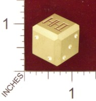 Dice : MINT21 ACE PRECISION BRASS HHI