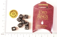 Dice : MINT2 GW LOTR FORCES OF EVIL
