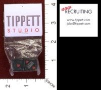 Dice : MINT34 TIPPETT STUDIO