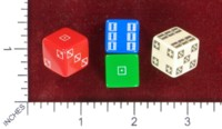 Dice : MINT50 MATHARTFUN FRACTAL DICE