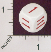 Dice : MINT19 KOPLOW JAPANESE CHINESE NUMBERS 02