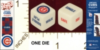 Dice : MINT20 USAOPOLY JENGA CUBS 01