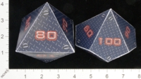 Dice : PAPER MULTI OVERSOUL GAMES MECHA SHADOWTECH INDUSTRIES HIT DICE 01