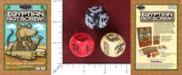 Dice : MINT50 UNIVERSITY GAMES FRONT PORCH CLASSICS EGYPTIAN RAT SCREW